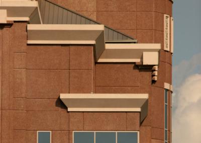 Harris County Civil Justice Center Detail