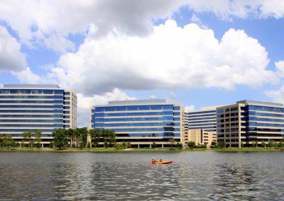 Hughes Landing Office Complex