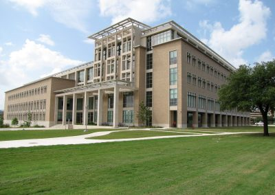 Texas A&M University Emerging Technologies Building