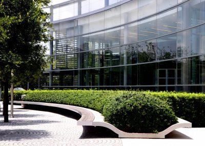 Mickey Leland Topiary