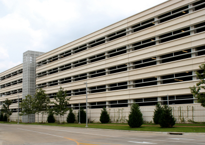 Conoco Phillips Parking Garage