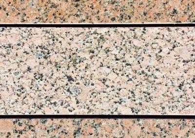 Granite or Stone Clad