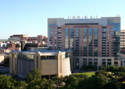 MD Anderson BSRB & John P. McGovern Commons