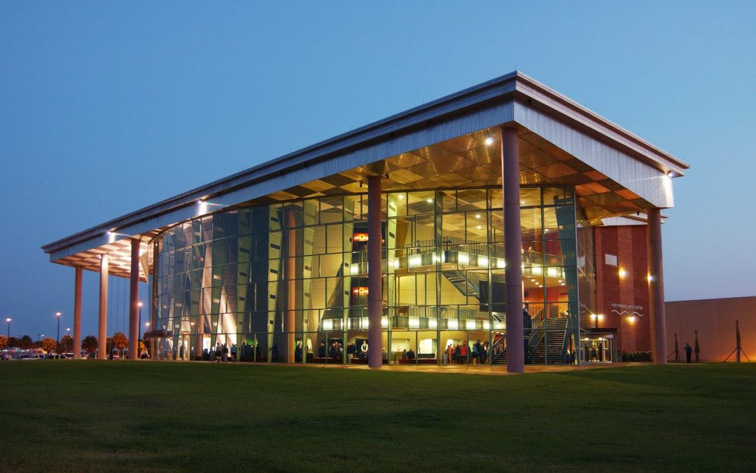 Texas A&M Corpus Christi – Performing Arts Center