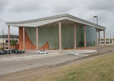 TX A&M Corpus Christi Performing Arts Center